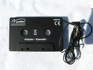 Adapterkassette